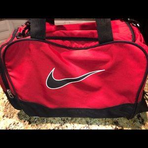 Red Nike Bag